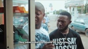 MC Lively – THE PHONE